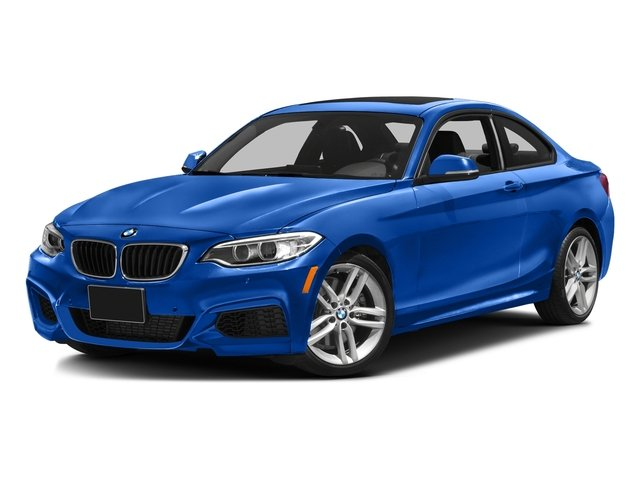 Estoril Blue Metallic 2016 BMW 2 Series Pictures 2 Series Coupe 2D 228i I4 Turbo photos front view