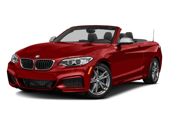 Melbourne Red Metallic 2016 BMW 2 Series Pictures 2 Series Convertible 2D M235i I6 Turbo photos front view