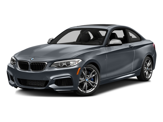 Mineral Gray Metallic 2016 BMW 2 Series Pictures 2 Series Coupe 2D M235i I6 Turbo photos front view