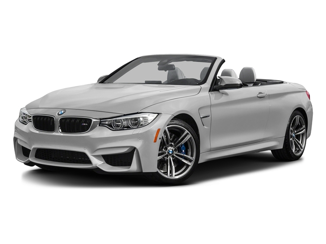 Mineral White Metallic 2016 BMW M4 Pictures M4 Convertible 2D M4 I6 Turbo photos front view