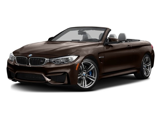Smoked Topaz Metallic 2016 BMW M4 Pictures M4 Convertible 2D M4 I6 Turbo photos front view