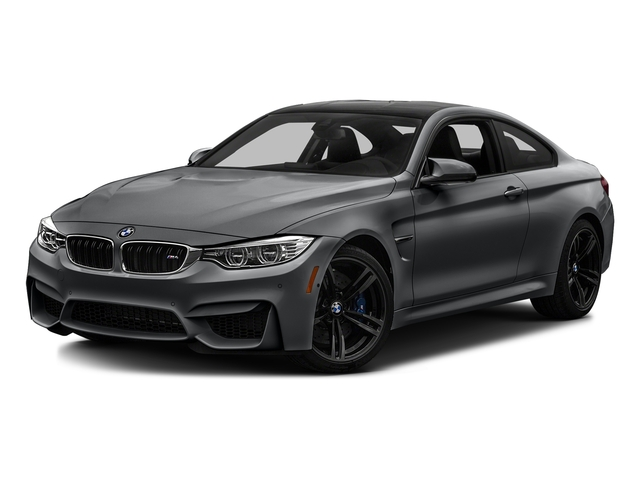 Mineral Gray Metallic 2016 BMW M4 Pictures M4 Coupe 2D M4 GTS I6 Turbo photos front view