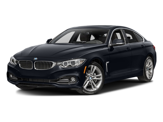 Imperial Blue Metallic 2016 BMW 4 Series Pictures 4 Series Sedan 4D 428i I4 Turbo photos front view