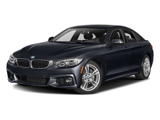 Imperial Blue Metallic 2016 BMW 4 Series Pictures 4 Series Sedan 4D 435i I6 Turbo photos front view