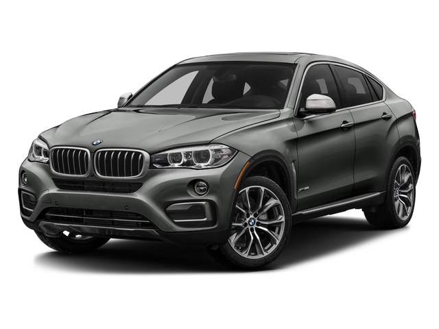 Space Gray Metallic 2016 BMW X6 Pictures X6 Utility 4D xDrive50i AWD V8 Turbo photos front view