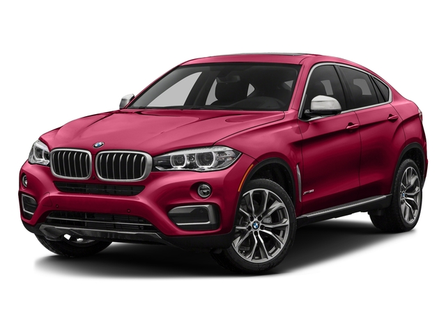 Flamenco Red Metallic 2016 BMW X6 Pictures X6 Utility 4D xDrive50i AWD V8 Turbo photos front view