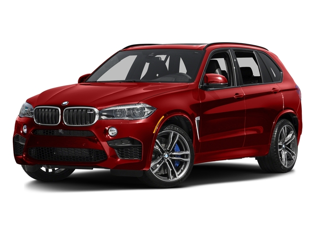 Melbourne Red Metallic 2016 BMW X5 M Pictures AWD 4dr Photos Front View