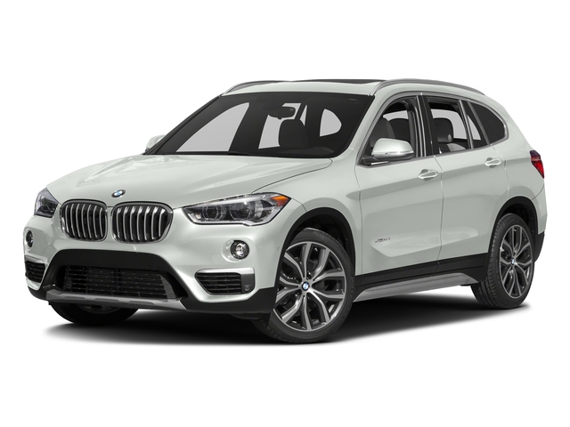Alpine White 2016 BMW X1 Pictures X1 Utility 4D 28i AWD I4 Turbo photos front view