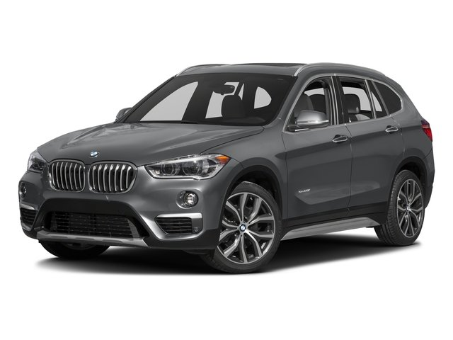 Mineral Gray Metallic 2016 BMW X1 Pictures X1 Utility 4D 28i AWD I4 Turbo photos front view