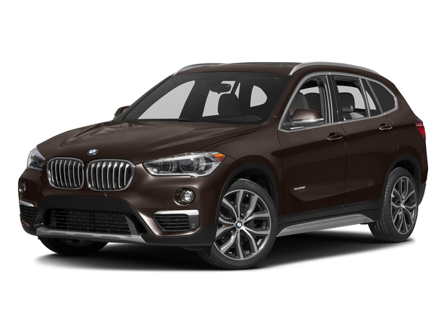 Sparkling Brown Metallic 2016 BMW X1 Pictures X1 Utility 4D 28i AWD I4 Turbo photos front view