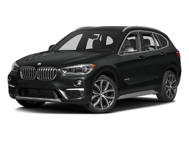 Dark Olive Metallic 2016 BMW X1 Pictures X1 Utility 4D 28i AWD I4 Turbo photos front view