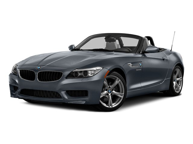 Mineral Gray Metallic 2016 BMW Z4 Pictures Z4 Roadster 2D Z4 35is I6 photos front view