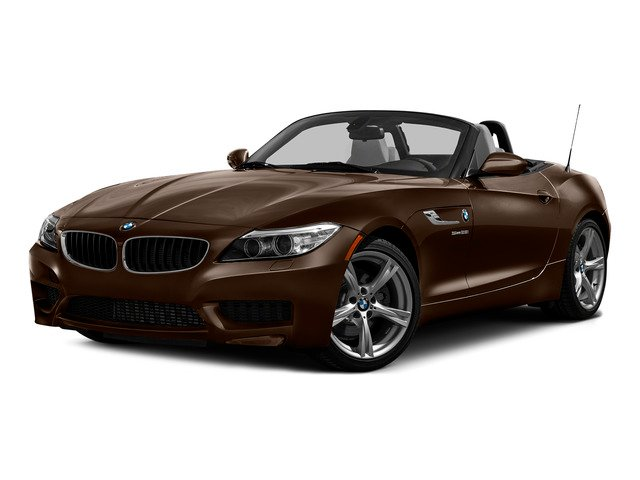 Sparkling Brown Metallic 2016 BMW Z4 Pictures Z4 Roadster 2D Z4 35is I6 photos front view