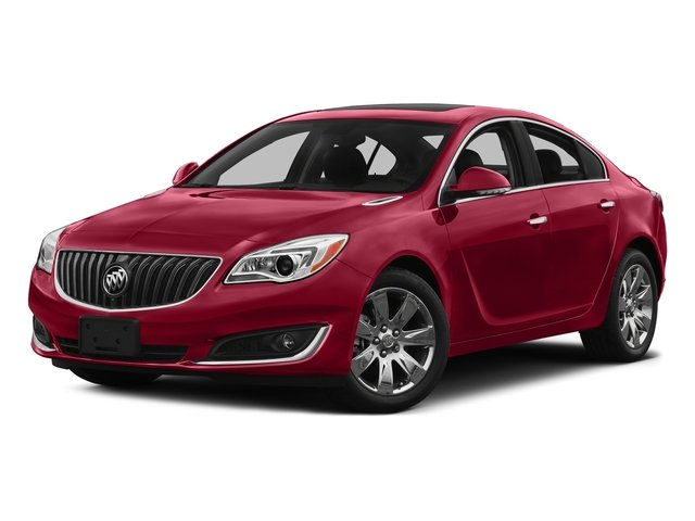 Crimson Red Tintcoat 2016 Buick Regal Pictures Regal Sedan 4D Premium I AWD I4 Turbo photos front view