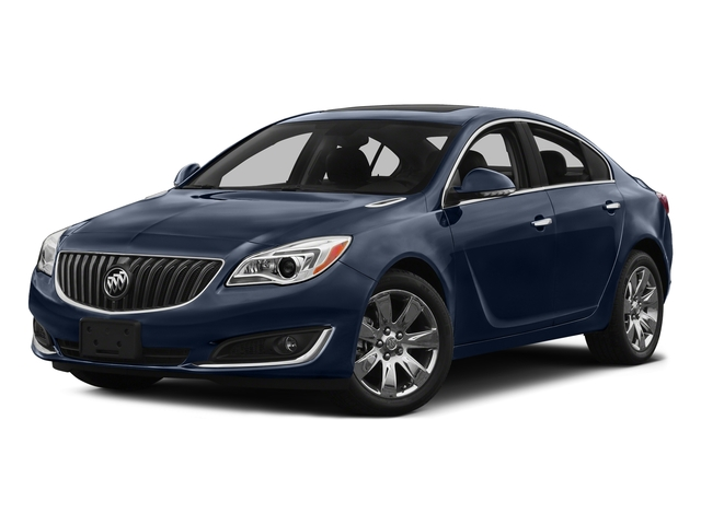 Dark Sapphire Blue Metallic 2016 Buick Regal Pictures Regal Sedan 4D Premium I AWD I4 Turbo photos front view