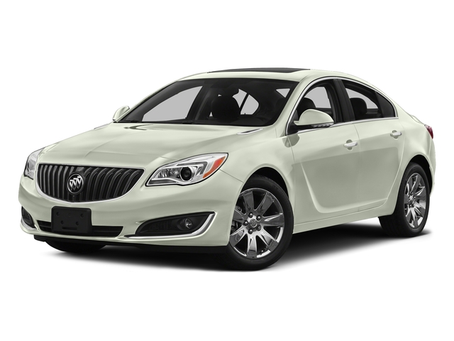 White Frost Tricoat 2016 Buick Regal Pictures Regal Sedan 4D Premium II AWD I4 Turbo photos front view