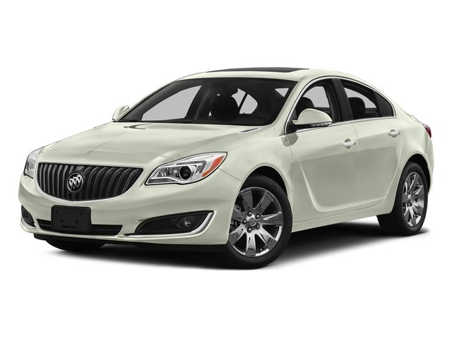 White Frost Tricoat 2016 Buick Regal Pictures Regal Sedan 4D Premium I AWD I4 Turbo photos front view