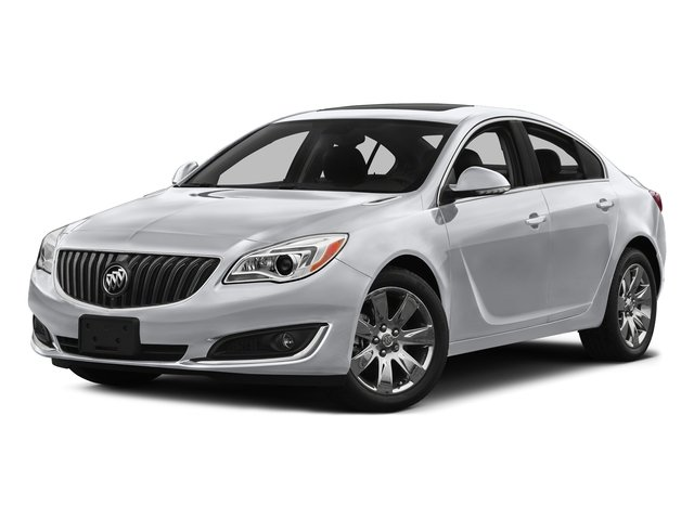Quicksilver Metallic 2016 Buick Regal Pictures Regal Sedan 4D Premium I AWD I4 Turbo photos front view