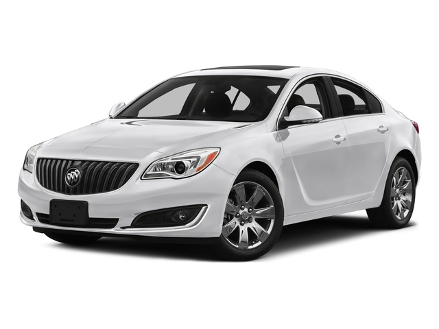 Summit White 2016 Buick Regal Pictures Regal Sedan 4D Premium I AWD I4 Turbo photos front view