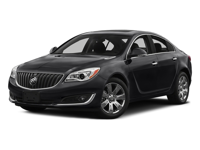 Ebony Twilight Metallic 2016 Buick Regal Pictures Regal Sedan 4D Premium I AWD I4 Turbo photos front view
