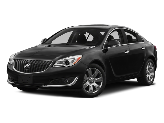 Black Onyx 2016 Buick Regal Pictures Regal Sedan 4D AWD I4 Turbo photos front view