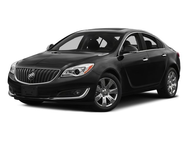 Black Onyx 2016 Buick Regal Pictures Regal Sedan 4D Premium I AWD I4 Turbo photos front view