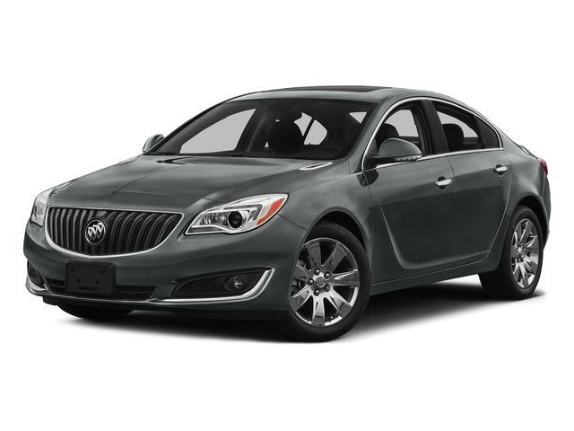 Smoky Gray Metallic 2016 Buick Regal Pictures Regal Sedan 4D Premium I AWD I4 Turbo photos front view