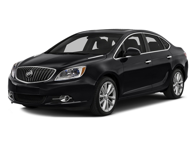 Ebony Twilight Metallic 2016 Buick Verano Pictures Verano Sedan 4D Premium I4 Turbo photos front view