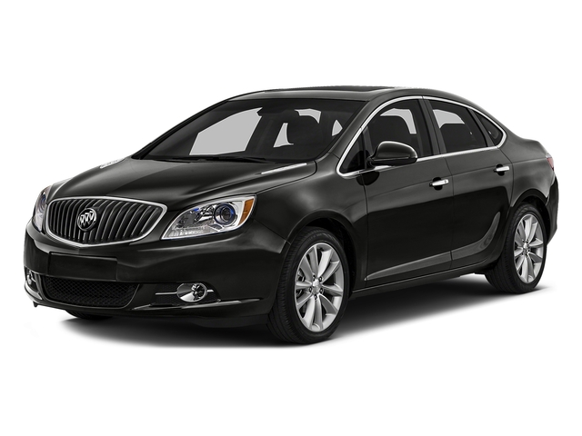 Mocha Metallic 2016 Buick Verano Pictures Verano Sedan 4D Premium I4 Turbo photos front view