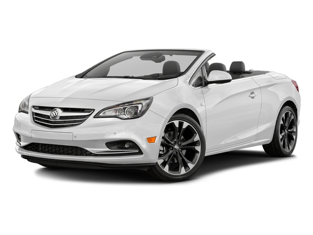 Summit White 2016 Buick Cascada Pictures Cascada Convertible 2D 1SV I4 Turbo photos front view