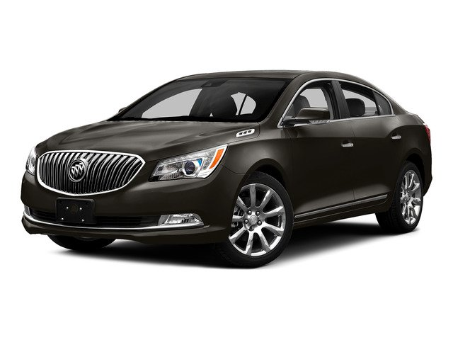 Dark Chocolate Metallic 2016 Buick LaCrosse Pictures LaCrosse Sedan 4D Leather AWD V6 photos front view