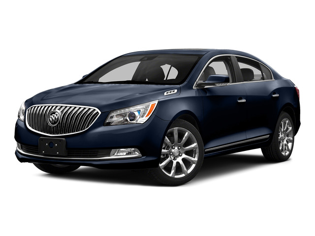 Dark Sapphire Blue Metallic 2016 Buick LaCrosse Pictures LaCrosse Sedan 4D Leather AWD V6 photos front view
