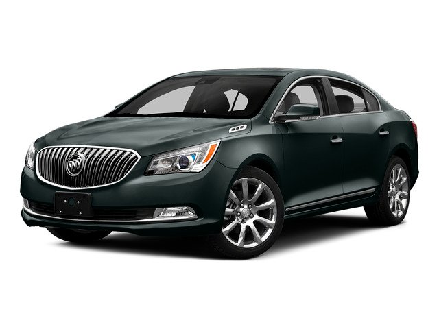 Graphite Gray Metallic 2016 Buick LaCrosse Pictures LaCrosse Sedan 4D Leather AWD V6 photos front view