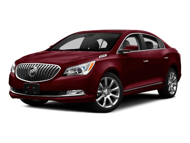 Deep Garnet Metallic 2016 Buick LaCrosse Pictures LaCrosse Sedan 4D Leather AWD V6 photos front view