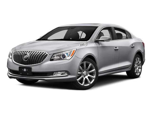 Quicksilver Metallic 2016 Buick LaCrosse Pictures LaCrosse Sedan 4D Leather AWD V6 photos front view