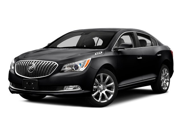 Ebony Twilight Metallic 2016 Buick LaCrosse Pictures LaCrosse Sedan 4D Leather AWD V6 photos front view