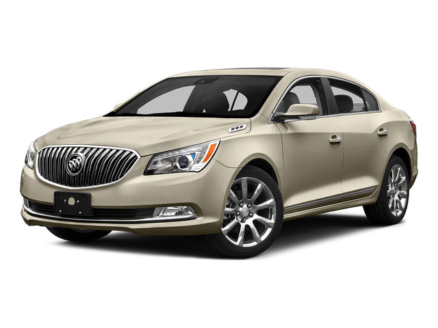 Sparkling Silver Metallic 2016 Buick LaCrosse Pictures LaCrosse Sedan 4D Leather AWD V6 photos front view
