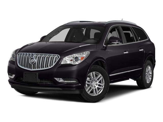 Midnight Amethyst Metallic 2016 Buick Enclave Pictures Enclave Utility 4D Premium 2WD V6 photos front view