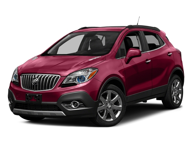 Winterberry Red Metallic 2016 Buick Encore Pictures Encore Utility 4D Sport Touring 2WD I4 photos front view