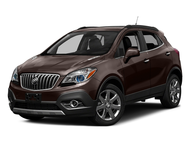 Rosewood Metallic 2016 Buick Encore Pictures Encore Utility 4D Sport Touring 2WD I4 photos front view