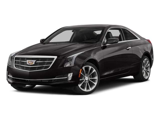 Black Raven 2016 Cadillac ATS Coupe Pictures ATS Coupe 2D Performance V6 photos front view