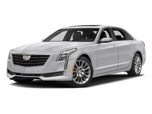 Radiant Silver Metallic 2016 Cadillac CT6 Pictures CT6 Sedan 4D Luxury 3.0TT AWD V6 Turbo photos front view