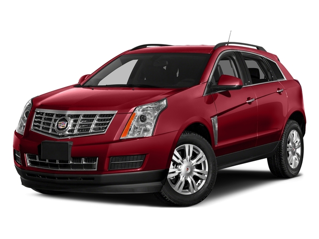 Crystal Red Tintcoat 2016 Cadillac SRX Pictures SRX Utility 4D Performance 2WD V6 photos front view