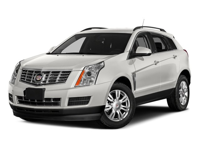 Platinum Ice Tricoat 2016 Cadillac SRX Pictures SRX Utility 4D Performance 2WD V6 photos front view