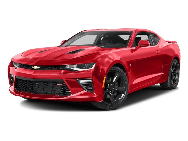 Red Hot 2016 Chevrolet Camaro Pictures Camaro Coupe 2D 2SS V8 photos front view