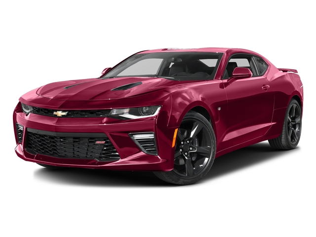 Garnet Red Tintcoat 2016 Chevrolet Camaro Pictures Camaro Coupe 2D 2SS V8 photos front view