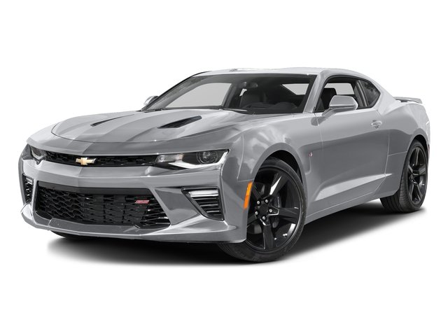 Silver Ice Metallic 2016 Chevrolet Camaro Pictures Camaro Coupe 2D 2SS V8 photos front view