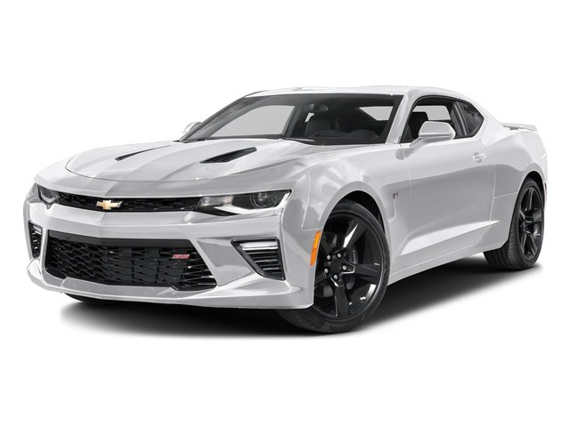 Summit White 2016 Chevrolet Camaro Pictures Camaro Coupe 2D 2SS V8 photos front view