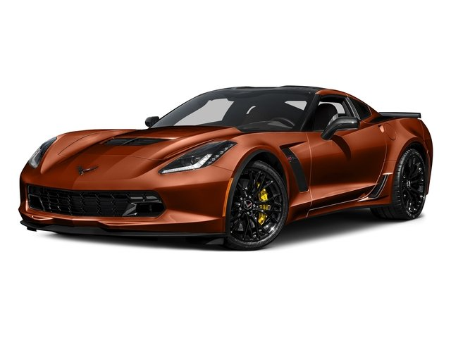 Daytona Sunrise Orange Metallic 2016 Chevrolet Corvette Pictures Corvette Coupe 2D Z06 2LZ V8 photos front view