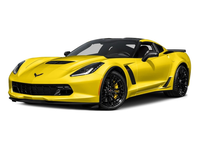 Corvette Racing Yellow Tintcoat 2016 Chevrolet Corvette Pictures Corvette Coupe 2D Z06 2LZ V8 photos front view